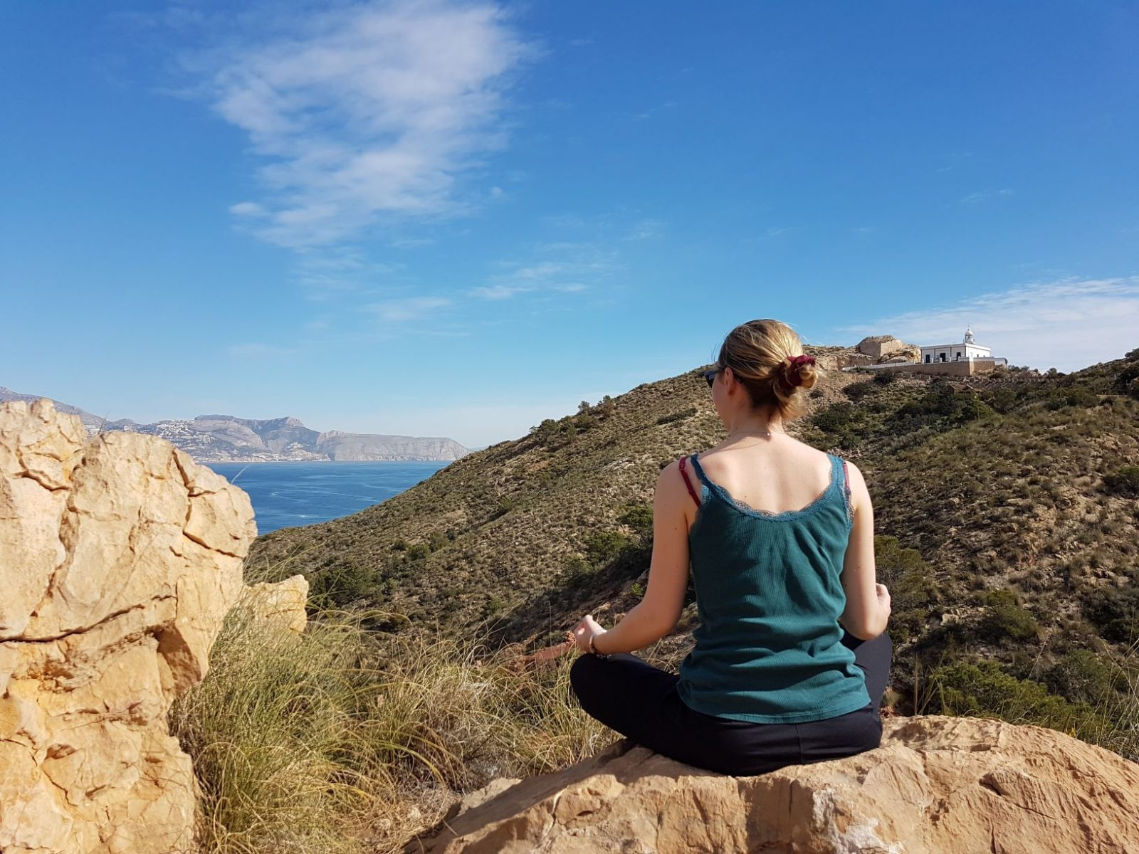 Meditation to reconnect with yourself