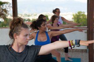 1030 - Yoga class