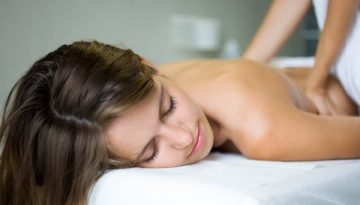 A new you - the benefits of massage for relaxation