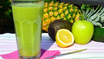 Avocado juice recipe – Smooth operator!