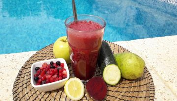 Berry-beat – berry juice recipe