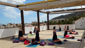 Body image - Feel good in your body with yoga
