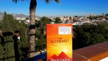 Book Review - The Alchemist by Paulo Coelho