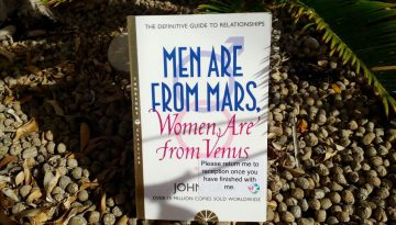 Book review - Men are from Mars, Women are from Venus, by John Gray