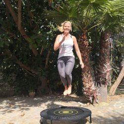 Bounce! Health benefits of rebounding