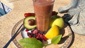 Create vibrant health with this lovely berry juice recipe