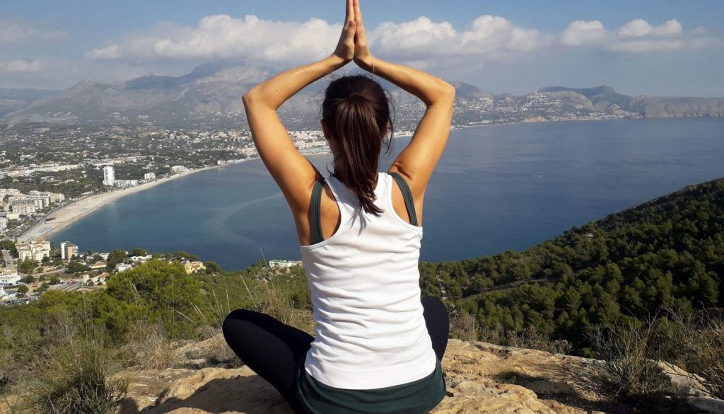 Cultivate an attitude of gratitude in your yoga practice