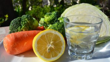 DIY detox - 5 favourite items to include in your diet