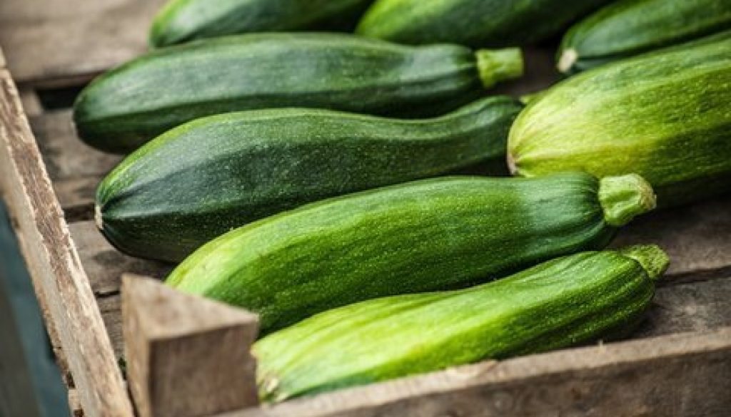 Five recipes for summer courgette!