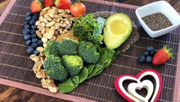 Foods to lower your cholesterol and support heart health