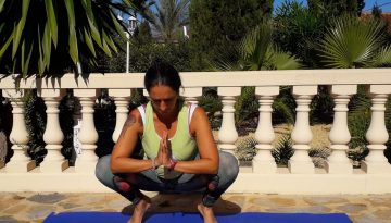 Functional movement in yoga - take care of your body