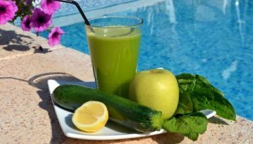 Green Juice Recipe - Popeye power