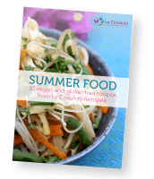 Icon - summer food e-cookbook