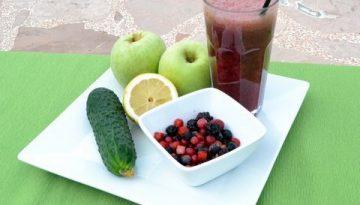 Juice Recipe - Berry-tastic