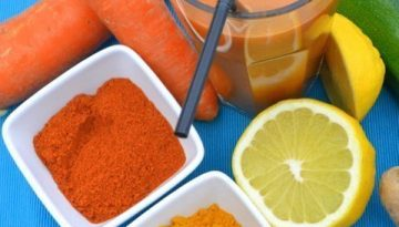 Juice Recipe - Ginger Spice