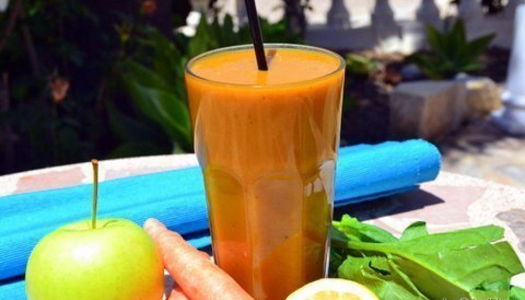 Juice Recipe - New Day