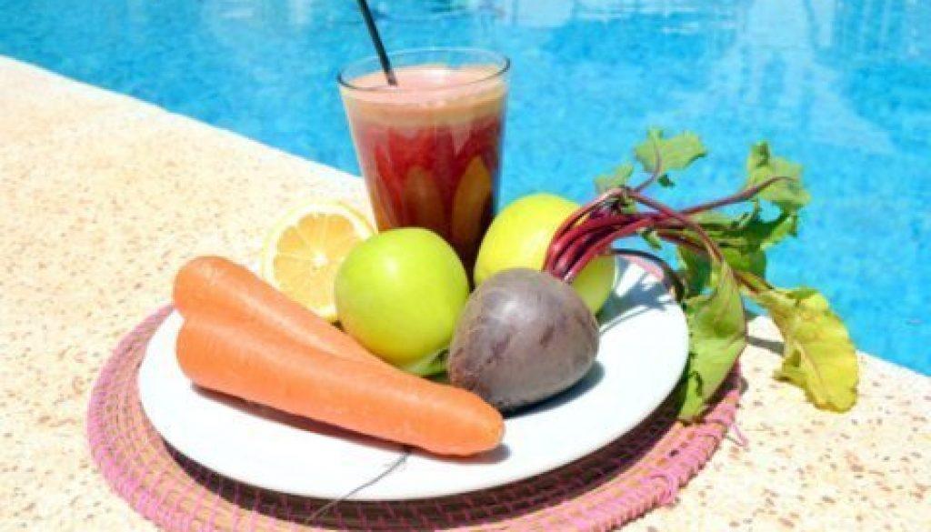 Juice recipe - Beet this!