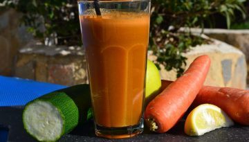 Juice recipe - Detox delight