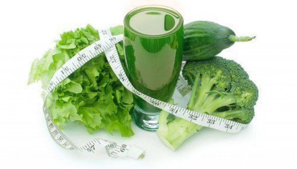 Juice recipe - Green lights