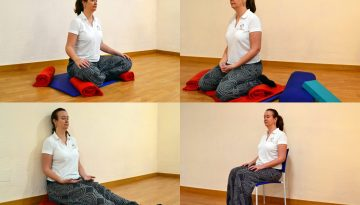 Love meditation - tips on how to sit in meditation