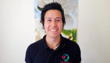 Massage and self-care: interview with Juan Carlos our new resident masseur