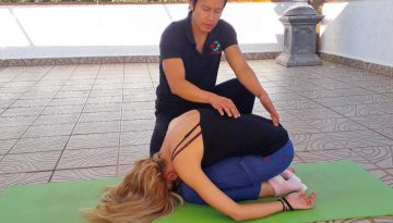 Massage therapy and pain relief