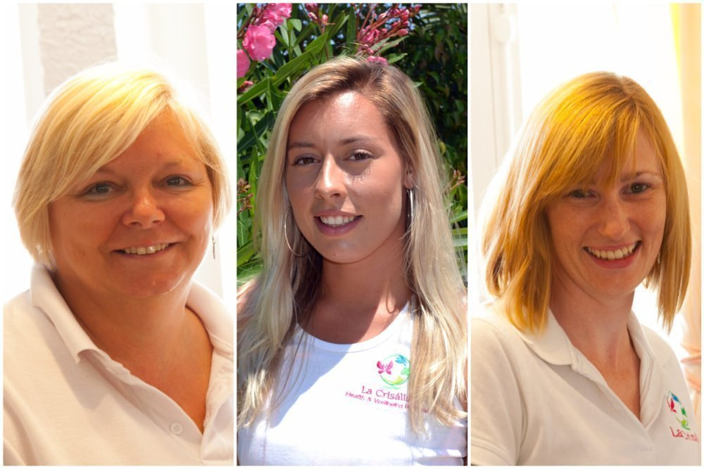 Meet the team - Janet, Alice and Hayley