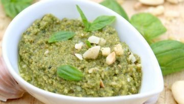 Recipe - Buckwheat pesto