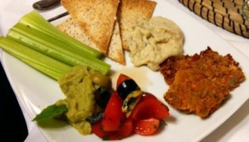 Recipe Cannellini beans with roast garlic and rosemary dip