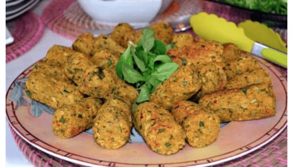 Recipe - Chickpea croquettes