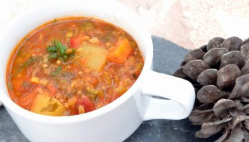 Recipe - Mulligatawny soup