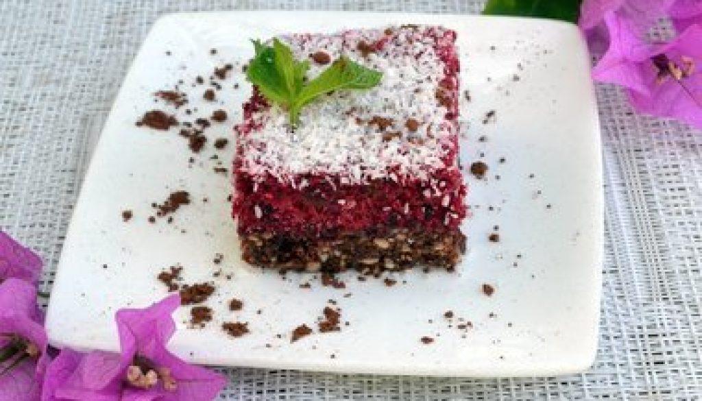 Recipe: Raw beetroot cake