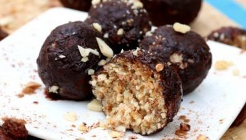 Recipe - Raw energy balls