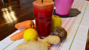 Red earth – try our beetroot juice recipe