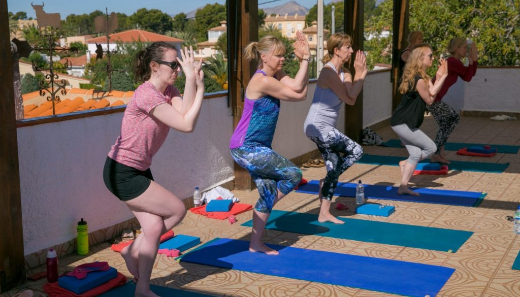 Seven tips to improve your balance in yoga