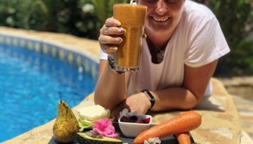 Summer Sun carrot juice recipe