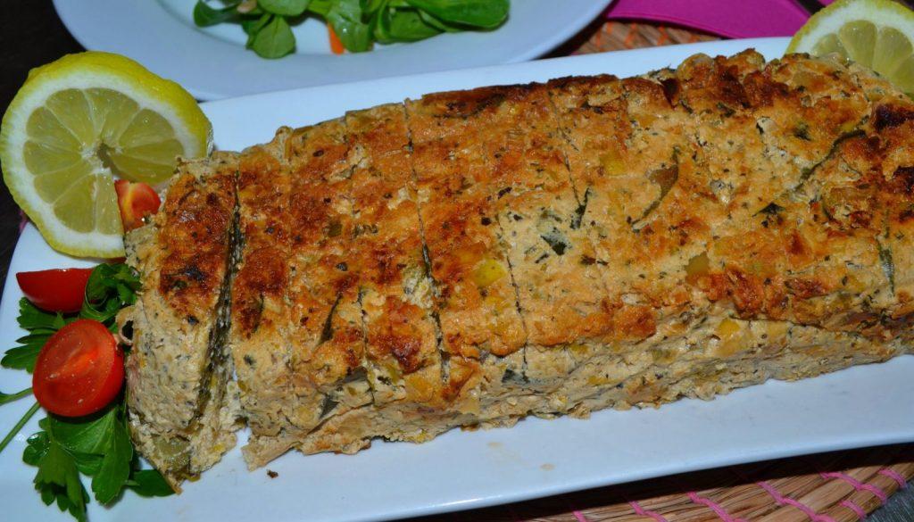 Tasty and nutritious vegan tofu bake recipe