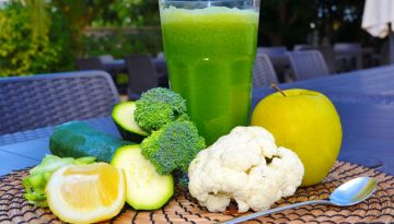 Try our brain-boosting broccoli juice recipe, Broccoli Power