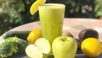 Try this fibre-packed apple juice recipe - Apple Smooth