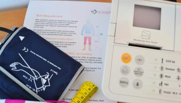 What is body composition analysis