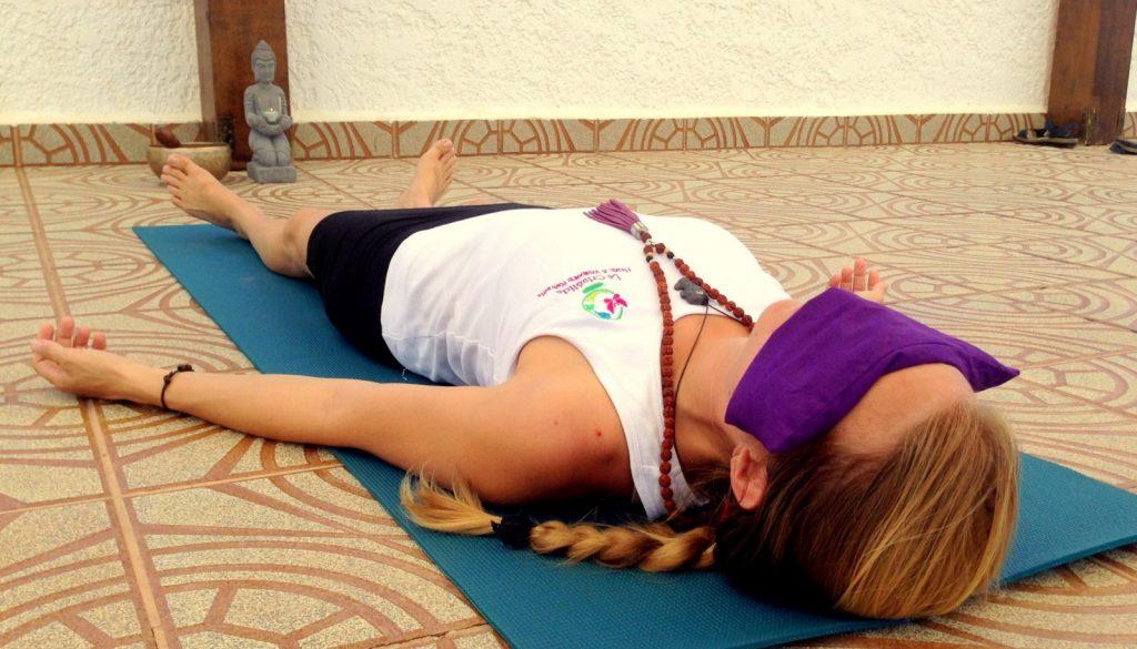 Yoga Nidra for relaxation, inner peace and rejuvenation