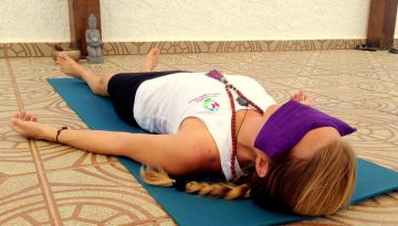 Yoga Nidra for relaxation, inner peace and rejuvenation