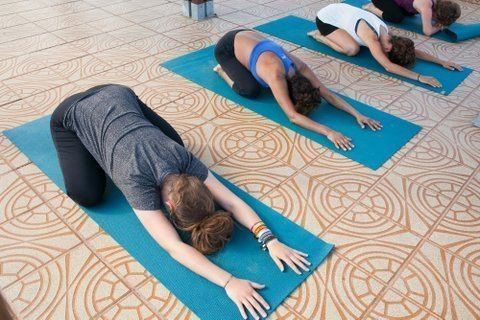Yoga basics - Approaching yoga with a beginners mind