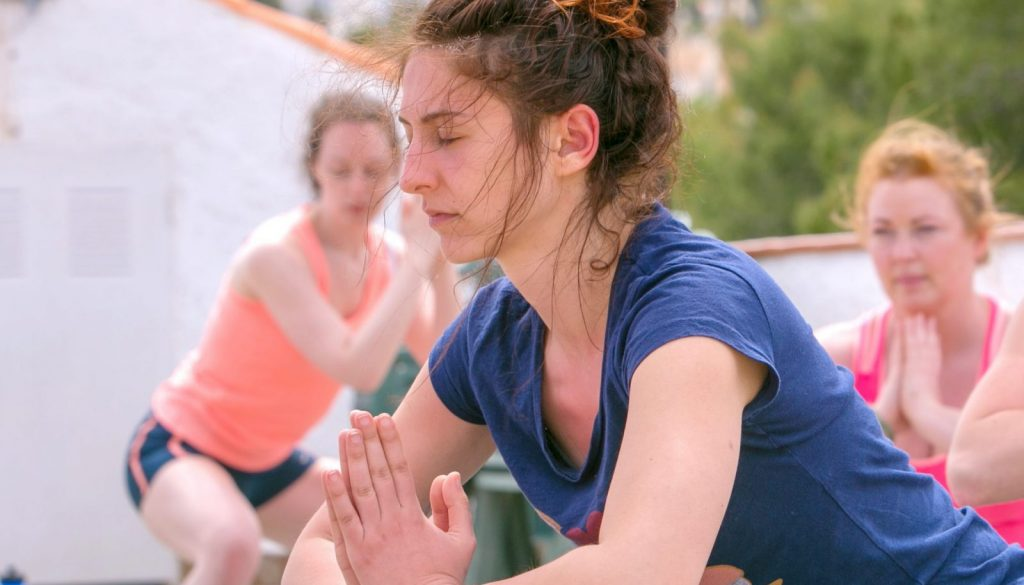 Yoga breathing - how to breathe in yoga and the benefits