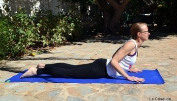 Yoga focus- Fears and phobias, Asana practice with backbends and Cobra