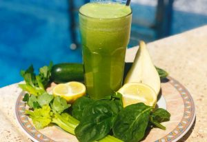 Detox juice recipe strength builder