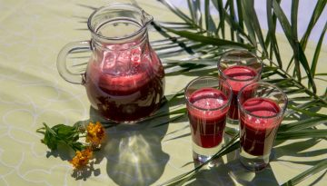 Top five detox juice recipes summer cleanse detox juice retreat