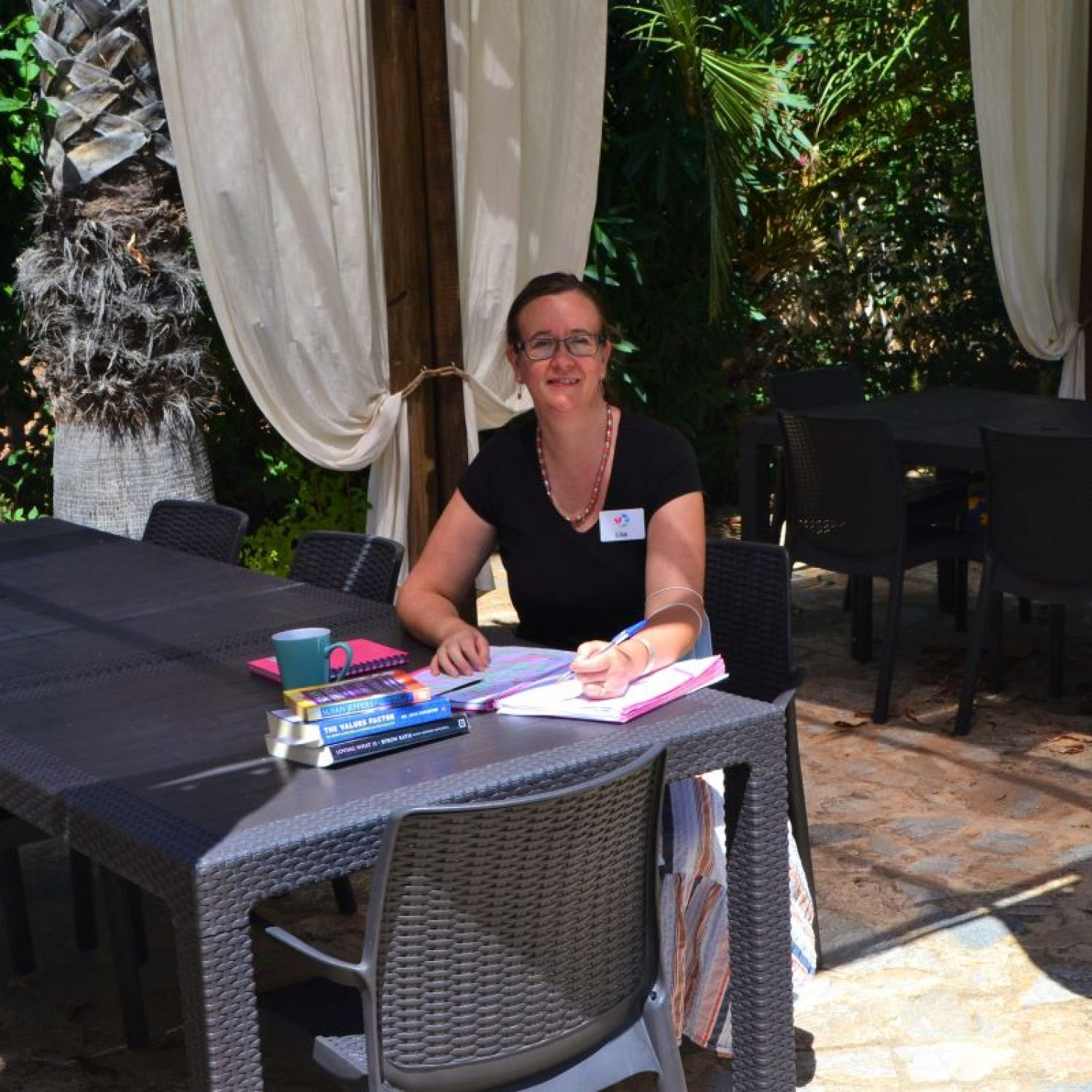 Books to read at La Crisalida Retreats, health and wellbeing retreat, Spain to find clarity