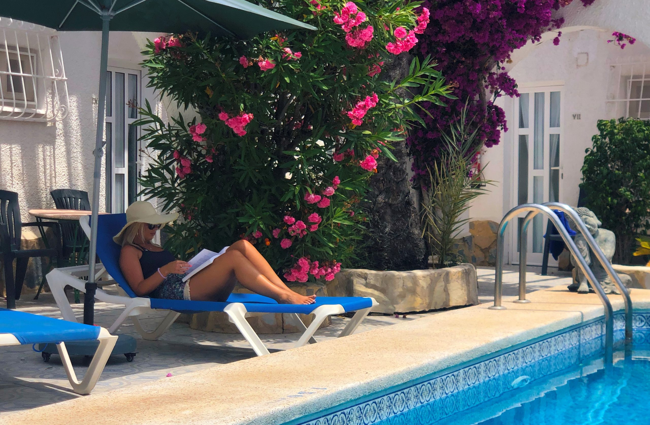 La Crisalida holistic programme rest and relax