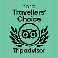 Tripadvisor - 2020 Travellers Choice Award La Crisalida Retreats green